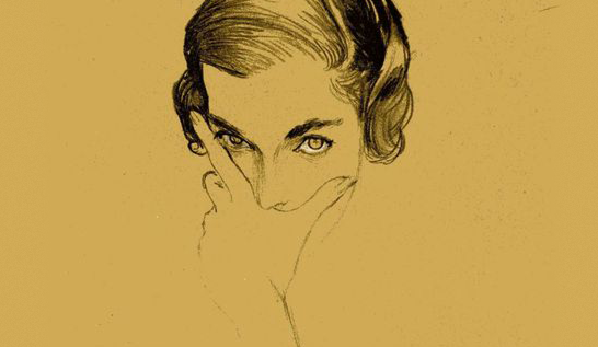 Fashion Fridays ~ René Bouché (1905–1963)