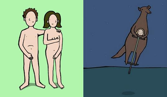 An Illustration a Day ~ Sam Blown