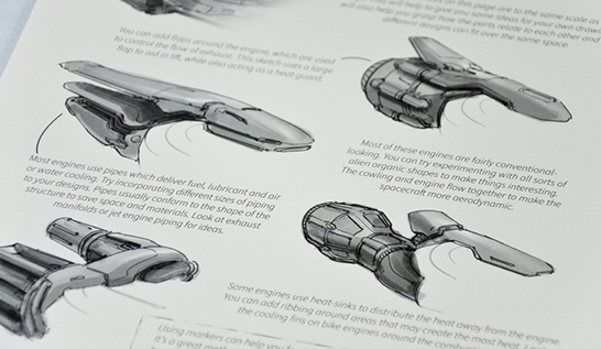 Book Review ~ 3DTotal's Sketch Workshop
