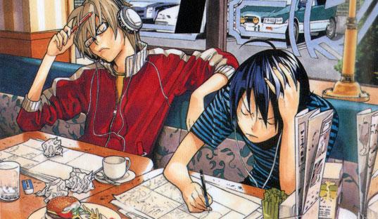 Manga Mondays ~ Takeshi Obata
