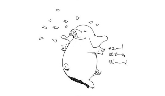 Manga Mondays ~ Tatsuhiko Kanaoka aka Falcoon