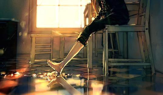 Manga Mondays ~ Wenqing Yan