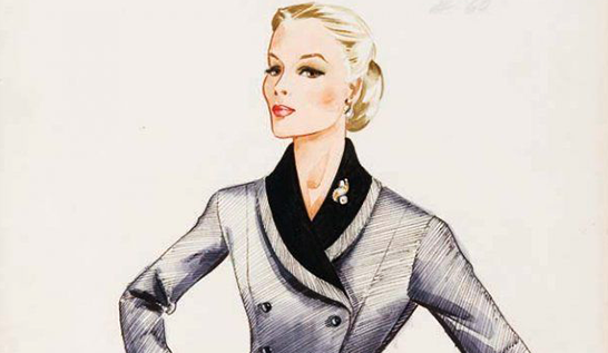 Fashion Fridays ~ William Travilla (1920–1990)