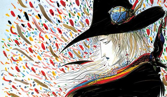 Manga Mondays ~ Yoshitaka Amano