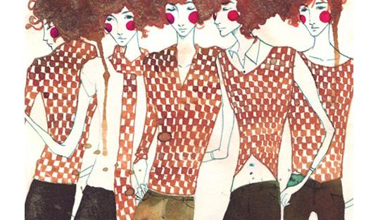 Fashion Fridays ~ Zarina Liew